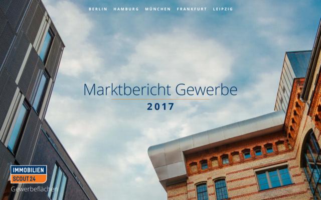 freie Texterin Nadine Landeck schreibt für Immoscout24 Marktbericht Gewerbe